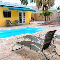 Pool Home Jupiter 5minutes to Beach, Baseball Stadium, PGA Golf!