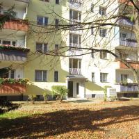 Kurfürstendamm Idyllic and quiet 1,5 room apartment