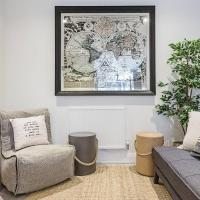 Stylish 2BR Party Apartment, Central & Modern