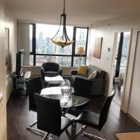 One BD Modern Apartment (Downtown Vancouver)