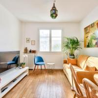 ¤PARIS¤ Apartment with charm for 4 people