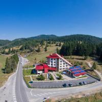 Hotel Coop Rozhen: Pamporovo'da bir otel