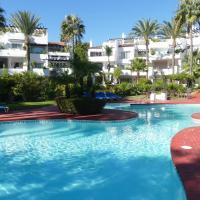 Apartamento playa Mistral, Puerto Banus