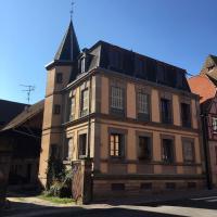 Gîte - La Maison Château