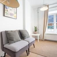 Private studio in shared appartment