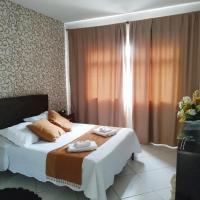 Apartamento espaçoso localizado no Centro de Angra dos Reis