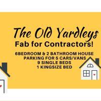 Old Yardleys NEC Birmingham 6 Bedroom House