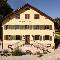 Alps Hostel - Gasthof Engel