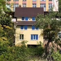 Апартамент с пальмами