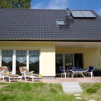 Ferienhaus Ellernblick mit Sauna