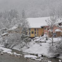 Ferienparadies Alpenglühn