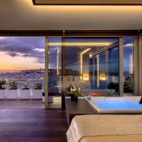 ** LUXURY PANORAMIC SUITE ** IN CAGLIARI
