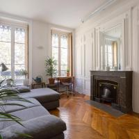 Comfortable two-room apartment just a stone's throw from the Rhône
