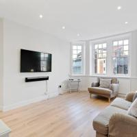 Stylish 2 bedroom flat, Hammersmith, 2min to stn.