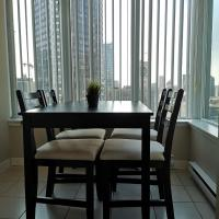 Vancouver Granville Skystrain Station Apartment 1BR