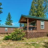 Chehalis Camping Resort Studio Cabin 3