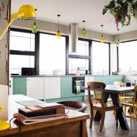 Quirky & Unique Apartment in Central Loughborough