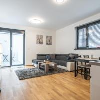 Comfortable one bedroom apartment with balcony and great view by easyBNB