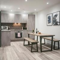 New apartment in City Centre & close to Stadiums