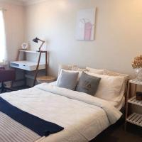 Warm & Large Double Room