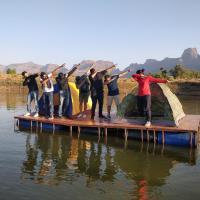 Kurungwadi Camping with Adventure Activity