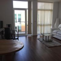 Modern and spacious serviced apartment in CMK