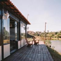 Casa na Chapad dos Veadeiros - Recanto dos Buritis