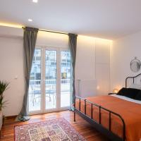 Phaedrus Living: City Centre Luxury Flat Mavromichali