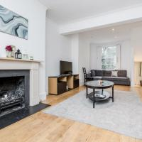 NOTTING HILL Amazing 4 Bed TownHouse 2 Min to Holland Park