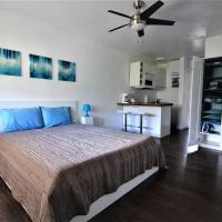 Cozy studio with wifi,bathroom and kitchenette