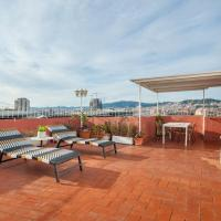 2 Bed apartment with terrace & views in Glòries