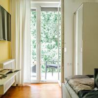 Kleines Zimmer an der TA mit Balkon (Nr.3)