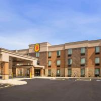Super 8 by Wyndham St. Louis North