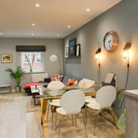 Contemporary warehouse apartment in Central Cardiff