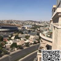 The dream Penthouse In the heart of Jerusalem