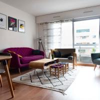 HostnFly apartments - Beautiful spacious and bright apt in Ménilmontant