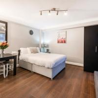 Studio Apartment in Marble Arch, Central London