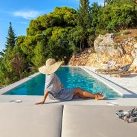 Luxury Villa Agios Nikitas