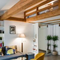 Calm and atypical studio close to Quartier Latin in Paris - Welkeys