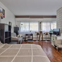 Large apartment for 2 **Jardin du Ranelagh**