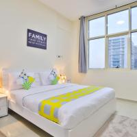 OYO 392 Home Frankurt sports tower, studio, Sports City,Dubai