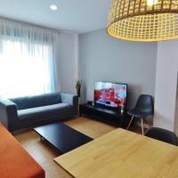 (A1) Apartamento Madrileño, Wi-Fi gratis, 15min Bernabeu.