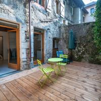 Secret Courtyard of Annecy