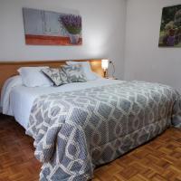 Garden Lodge Hostal Evencio, hotel en Ribadavia