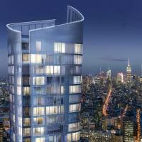 Lux and Modern Flat with Manhattan Skyline View