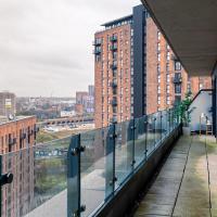 Stunning & Spacious Penthouse w/ Parking & Balcony