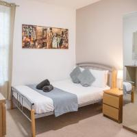 Serviced room close to the water front! (Room 2)