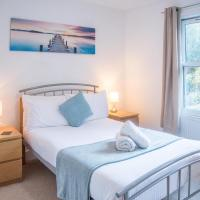 Serviced room close to the water front! (Room 4)