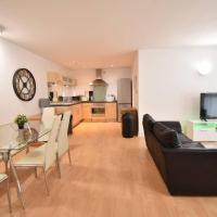 Sheffield city centre deluxe 2 bedroom apartment