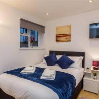 Luxury City Centre Studio, Quiet and Comfortable